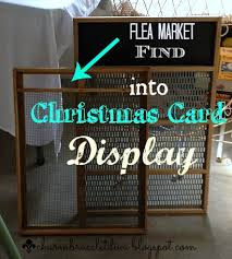 our hopeful home merry and bright flea market find into diy