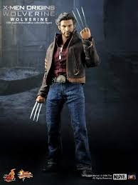 Popular Hot Toys: X-Men Origins Wolverine – Wolverine #LD07