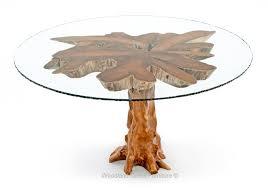 tree stump table base modern stump table log dining table tree dining table natural table