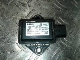 audi a6 esp 4f0907637 0265005278 0027934 esp accelerator sensor audi a6 2004