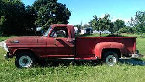 79 Ford F150 Truck Bed - what ever happened to the long bed stepside pickup