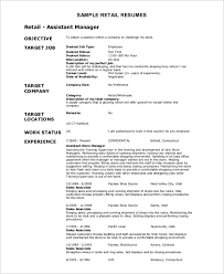 basic resume objective template resume objective for retail nardellidesign com