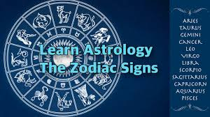 zodiac signs 101 youtube