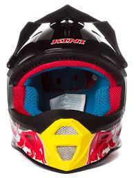 kini motocross gear kini red bull helmet competition black 2017 maciag offroad
