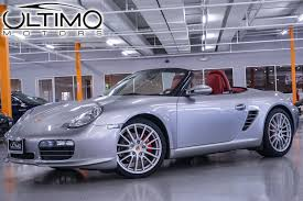 porsche spyder 1960 pre owned 2008 porsche boxster rs 60 spyder convertible in
