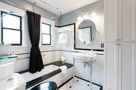 bathroom design san francisco san francisco half console bathroom craftsman with subway