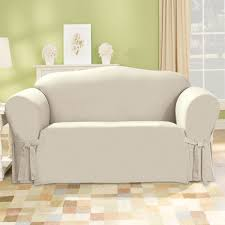 Canvas Sofa Slipcover Sofa Slip Covers 122696sc Kennedy Sofa Slip Cover Best 25 Couch