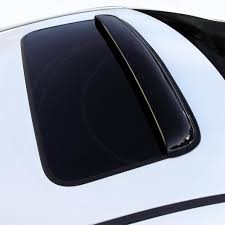 sunroof visor sunroof window deflector moonroof window visor