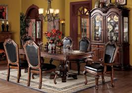 formal dining room sets cheap get quotations 7 pcs traditional
