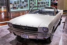 ford mustang history timeline ford mustang