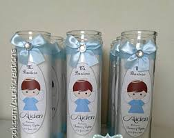 christening candles baptism candles etsy