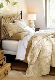 Pottery Barn Alessandra Duvet The Look For Less Pottery Barn Botanical Quilt And Shams The