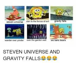 Wander Over Yonder Meme - steven universe star vs the forces of evil gravity falls wander over