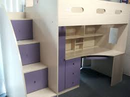 Bed Loft With Desk Plans by Desk Loft Bed Plans Full Size Loft Bed Do It Yourself Home