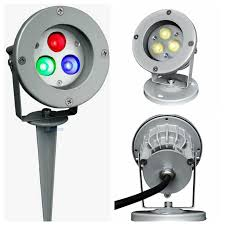 Rgb Landscape Lights Multicolor Led Garden L Dc24v Outdoor Spot Light Rgb Landscape