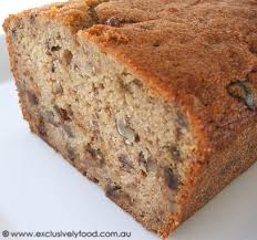 exclusively food banana date and pecan loaf recipe