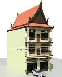Khmer House Design