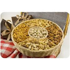 Healthy Gift Baskets Gifts And Flowers Delivery Lebanon Send Healthy Nuts Gift Basket
