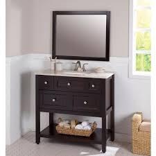 Glacier Bay Bathroom Cabinets Innovative Modest Home Depot Bathroom Vanity Combo Home Depot