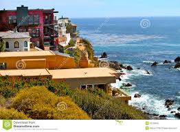 corona del mar homes stock photo image of beach beaches 16258836