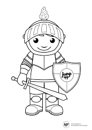 knight printable coloring pages pinterest knight teaching