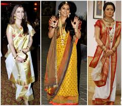 saree draping new styles how to wear a saree in 9 different ways for wedding party wear