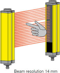 contrinex safety light curtains access barriers distributors