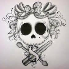 skull girly skullies sugar skulls and