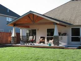 Gable Patio Designs Covered Patio Plans Covered Patio Designs In The Backyard