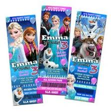 image for frozen birthday invitations free templates one