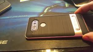 Design Gadgets Gadgets Lg V20 Brs Design Rose Gold Hybrid Case Youtube