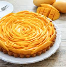 mango mousse tart kirbie u0027s cravings