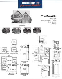 Dh Horton Floor Plans National Home Builder Comes To Statesville And Troutman Nc Dr