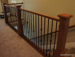 Banister For Stairs Stair Rails We Have Built In Utah Welcome To Apex Carpentry