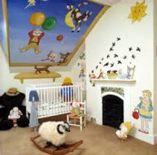 How To Decorate Nursery How To Decorate A Baby Nursery With Style Newborn Baby Zone