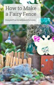 how to make a fairy garden fence simple practical beautiful make a simple diy fairy garden fence with popsicle sticks and wire