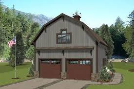 gambrel garage carriage house plans barn style carriage house plan with 2 car