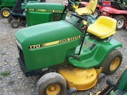what is the best john deere 170 tractor