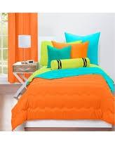 Orange Comforter Savings On Pelham Queen Comforter Set Orange