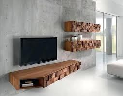 tele cuisine adorablement les meublestele oak floating media cabinet places to