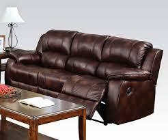 Sleeper Sofa Loveseat New 28 Reclining Sleeper Sofa Furniture Faux Brown Leather