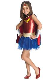 Wonder Woman Costume Kids Wonder Woman Tutu Costume