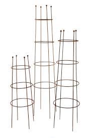 circular obelisks podpory pinterest gardens trellis ideas