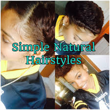 a quick and easy hairstyle i can fo myself natural hair 3b easy hairstyles on old wash go hair youtube
