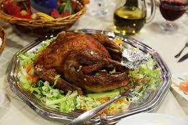 aubg community gathers for a thanksgiving feast aubg