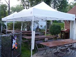 rent a party tent photo gallery of party tent rentals with table chair packages