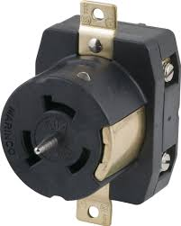 marinco cs6369 50 amp 125 volt 250 volt receptacle electric