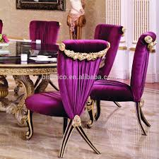 french new classic dining chair luxury solid wood vivid hand