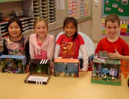 3rd grade diorama on nasa page 4 pics about space