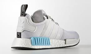 adidas nmd light blue adidas nmd white blue sole collector